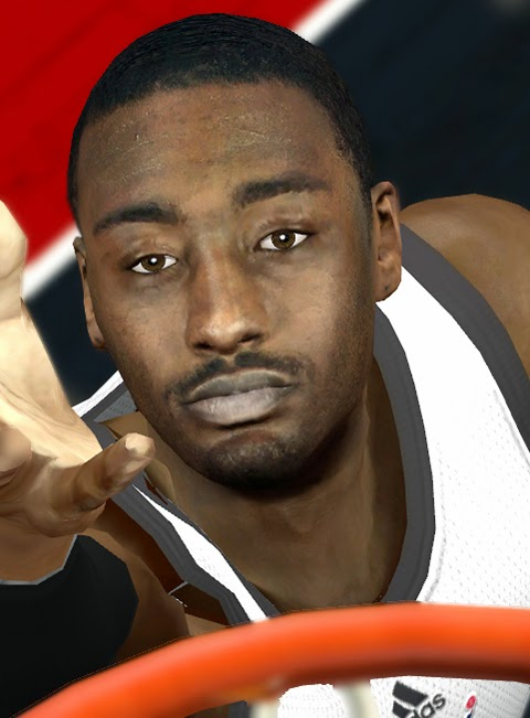 John Wall Cyberface Patch | NBA2K