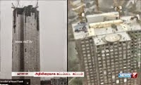 Chinese builder erects 57-story building in 19 days