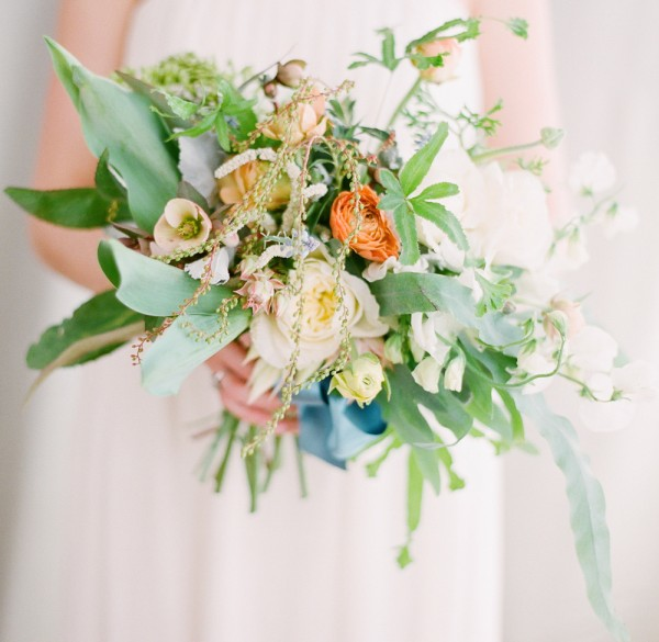 The Enchanting Butterfly Bridal Bouquet