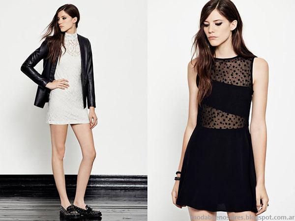 Ay Not Dead primavera verano 2015 vestidos.