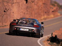 Porsche Carrera Wallpapers