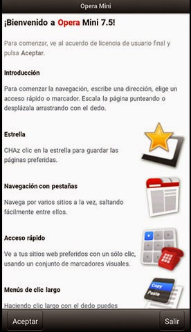 Internet Gratis Telcel 2015 usando Opera Mini