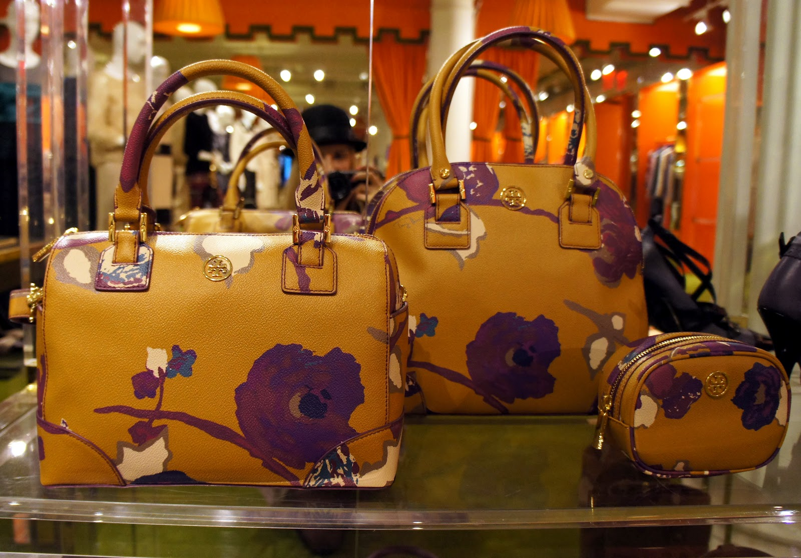 tory burch fall 2012 winter florals