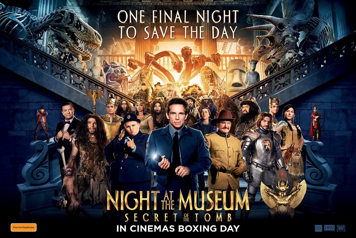 Night At The Museum 3 Image / Picture