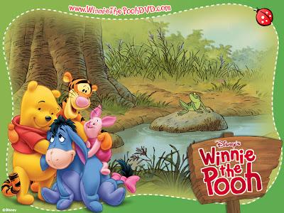 gambar rumah kartun on Lucu Kartun on Gambar Kartun Lucu Banget Winnie The Pooh Mainan Cewek