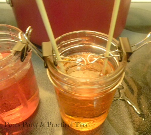 How to make Rock Candy @PamsPartyandPracticalTips