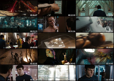 Star Trek (2009) BluRay 720p 600Mb Free Movies