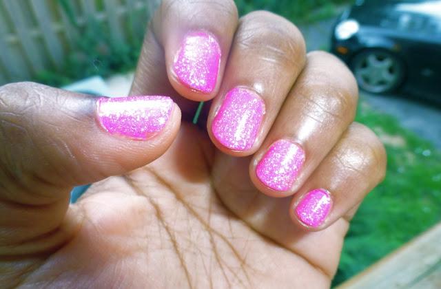 Sinful Pinky Glitter