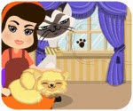 Game Chăm sóc mèo cưng