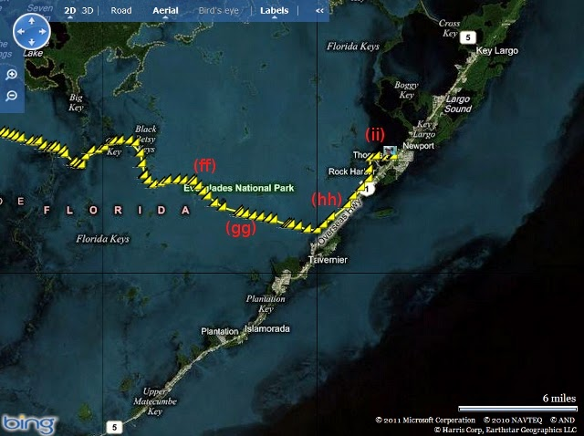 Everglades Challenge 2011 - The Twisty Mile to Bay Cove