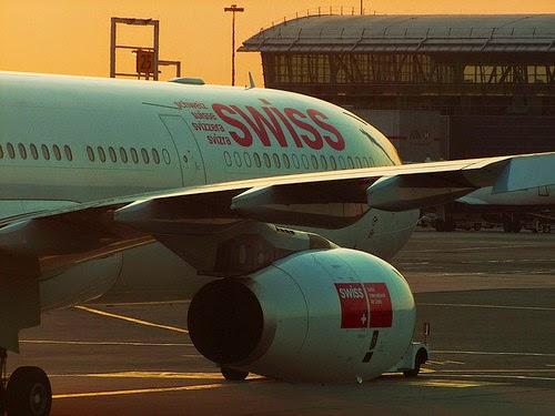 Προσφορά της Swiss Air για Γενεύη από 80€ με Επιστροφή..