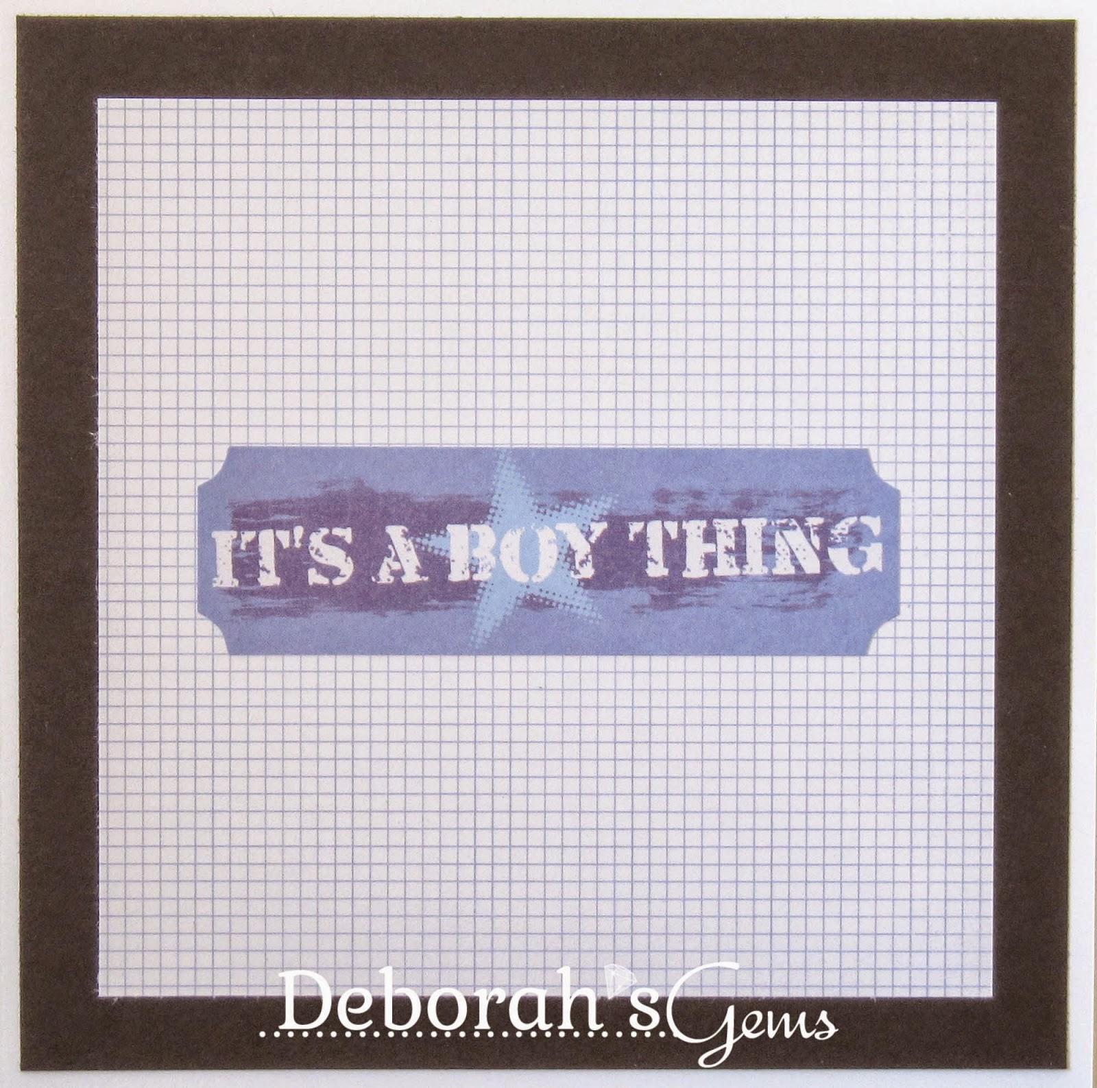 Birthday Blues inside - photo by Deborah Frings - Deborah's Gems