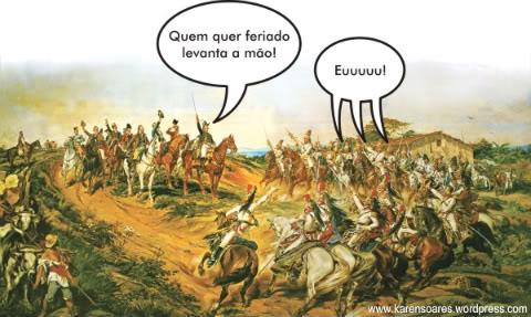 Frases Da Independencia Do Brasil