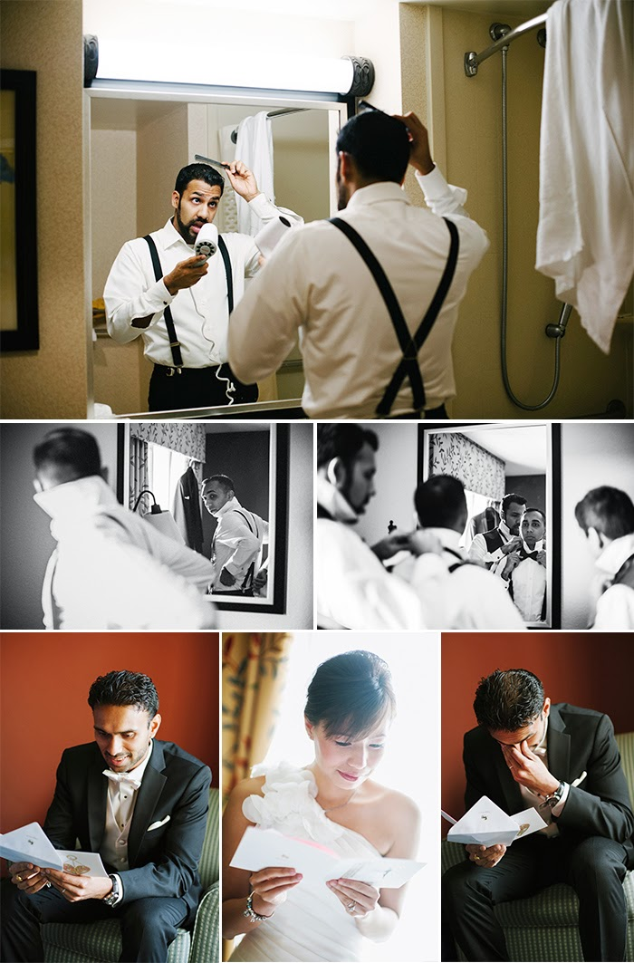 New York Long Island wedding photography groomsmen getting ready
