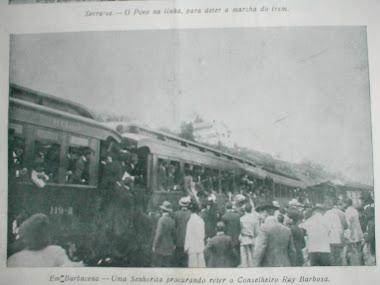 CONSELHEIRO RUY BARBOSA EM BARBACENA