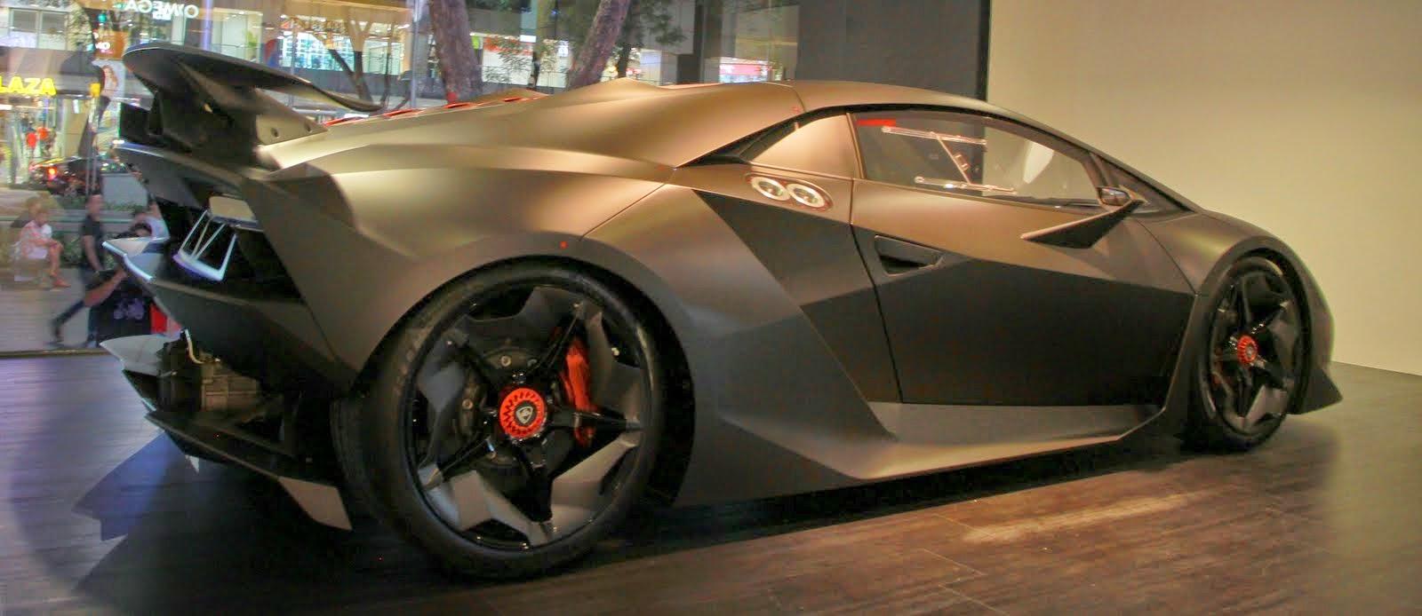 Yuto S Car Blog Lamborghini Sesto Elemento