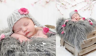 Winston Salem Newborn Photography | Triad Baby Photographers | Fantasy Photography, LLC