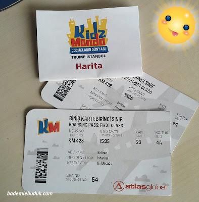 kidzmondo bilet