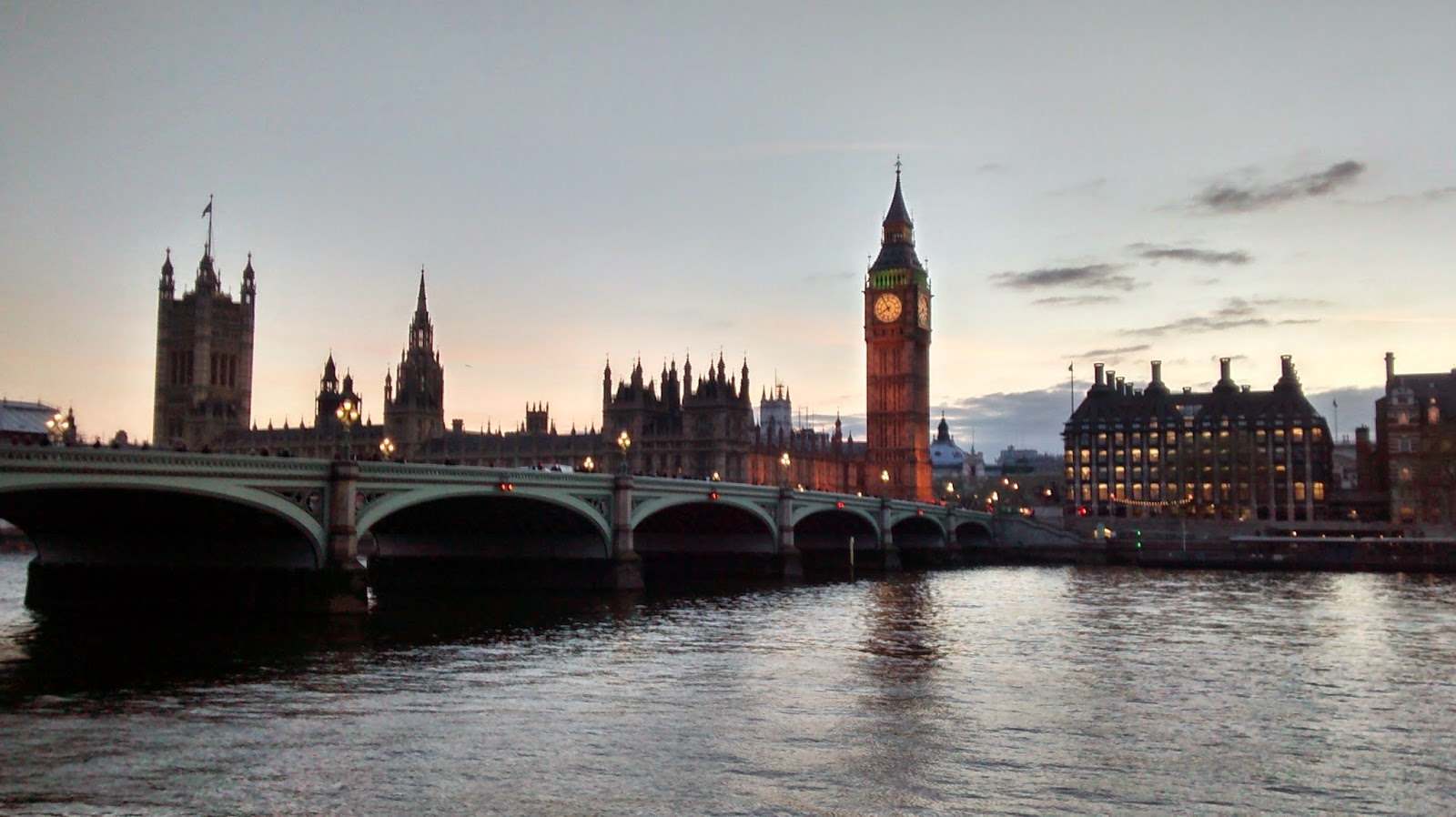 Friday Five: Favourite Things To Do In London