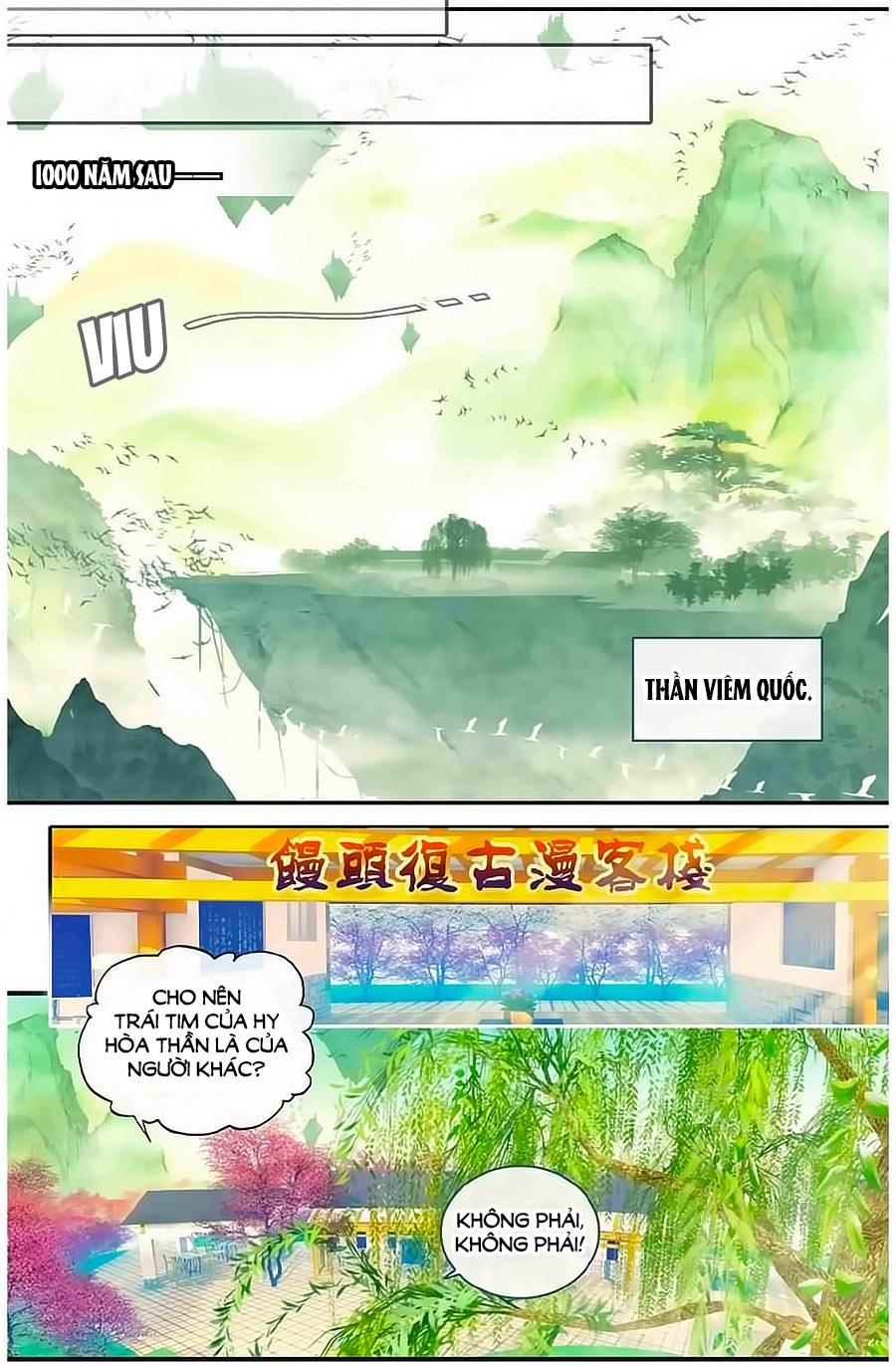 Thiên Hành Thiết Sự chap 72 – End Trang 21 - Mangak.info
