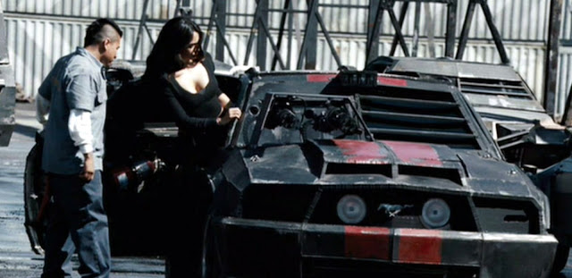 Cars From The Movie Death Race Death Race Images Pictures