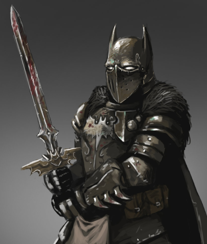 Medieval Batman - Dark Knight Art | Tattoos my