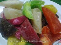 resep manisan kulit jeruk bali