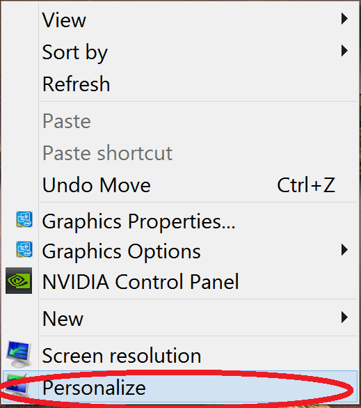 how to put my computer icon on desktop