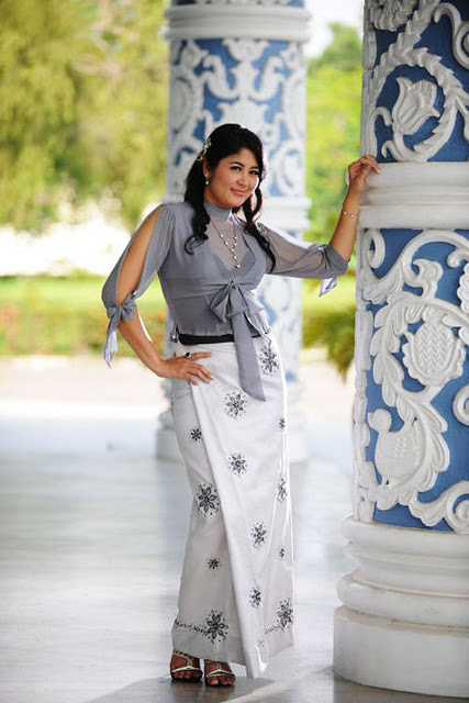 Soe Myat Thuzar, burma models