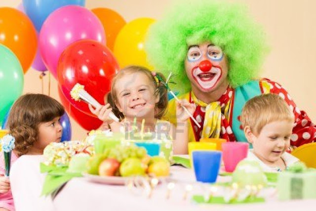 Clown For Birthday Party