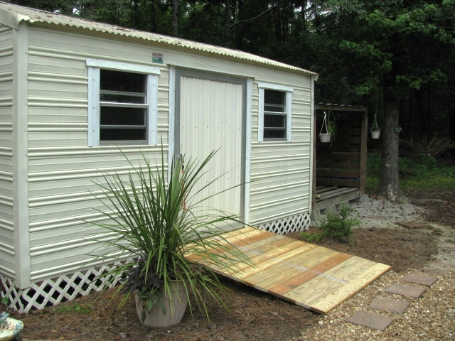 News and Video on How To Build A Shed Ramp : Lean To Shed – Really
