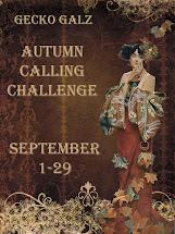 Autumn Calling Challenge