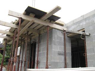 Je fais construire ma maison coulage du plancher 6 7 for Construire ma maison