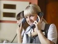 servis telepon hotel