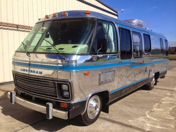 Used Rvs 1979 Airstream Excella Motorhome For Sale By Owner
