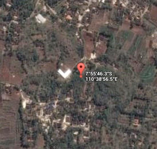 Koordinat Lokasi Goa Sioyot_siparjo.com