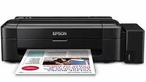 Cara menghilangkan garis-garis pada printer epson