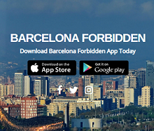 Travel App of the Week - Barcelona Forbidden