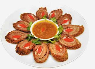 Món ăn ngon: Thịt bò thưng