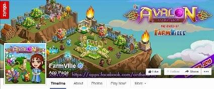 farm ville fans page