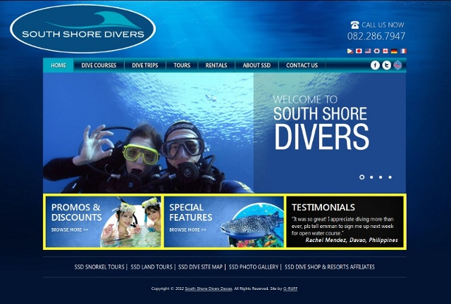 South Shore Divers Davao