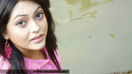 Bangladeshi film actress Nipun
