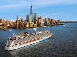 Norwegian Cruise Line's Norwegian Breakaway to have Scrubbers Installed