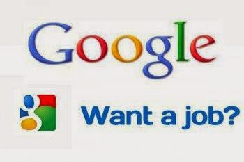 Google to take a job