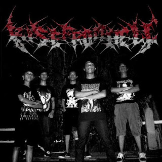 Rise From Hell Band Death Metal Medan Foto Logo Wallpaper
