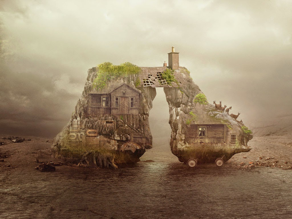 conceptual art by Amandine van Ray