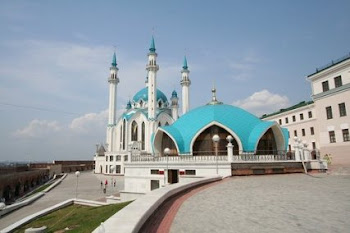 Mesjid Agung, Moskow - Rusia