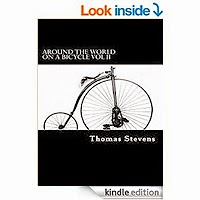 Around the World on a Bicycle - Volume II by Thomas Stevens