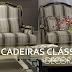 Cadeiras/poltronas clássicas na decoração – veja salas maravilhosas e sofisticadas com elas!