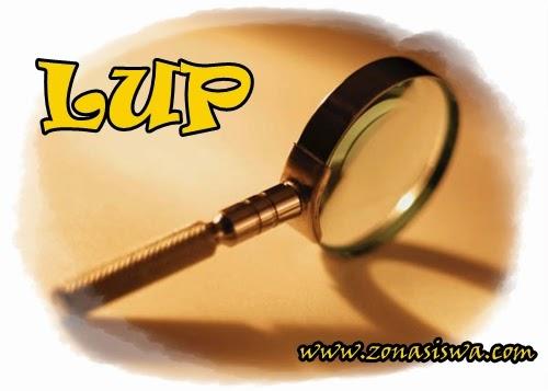 Lup (Kaca Pembesar) | www.zonasiswa.com